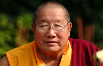 His Holiness Pema Norbu Rinpoche